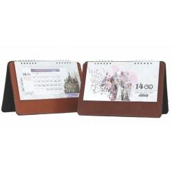 تقویم رومیزی سال 1400 کد p906